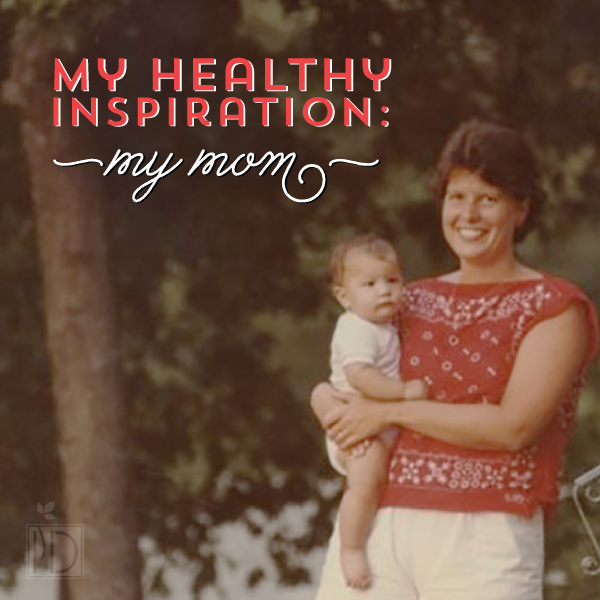 healthy inspiration mg mom pin
