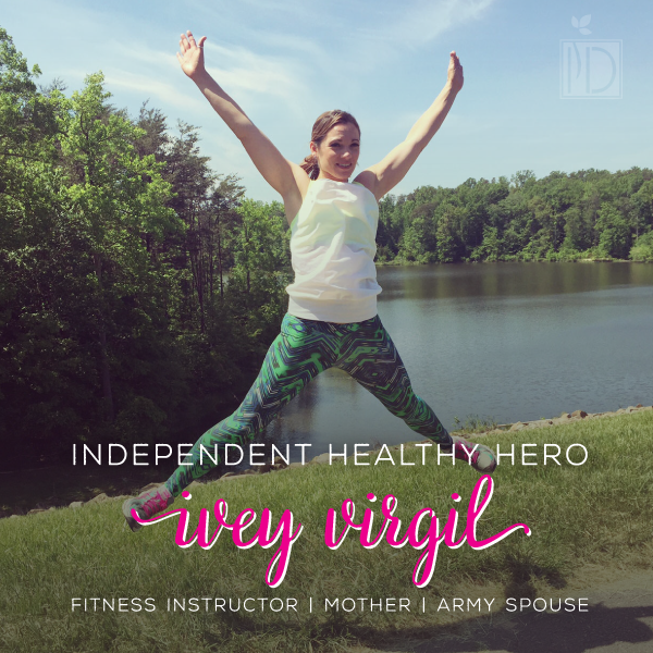 Healthy Hero: Ivey Virgil