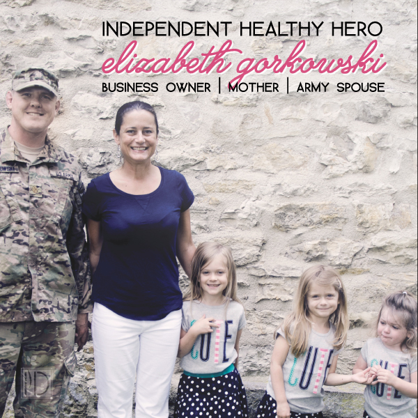 InDependent Healthy Hero: Elizabeth Gorkowski