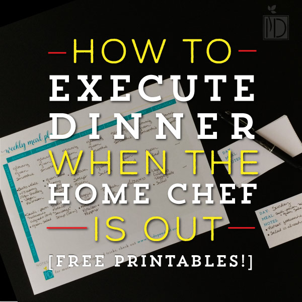 home chef meal pin