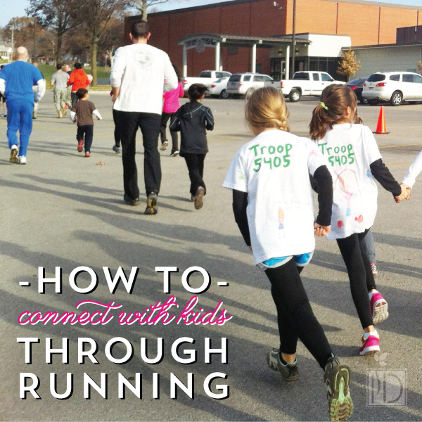 Connecting With Kids Through Running