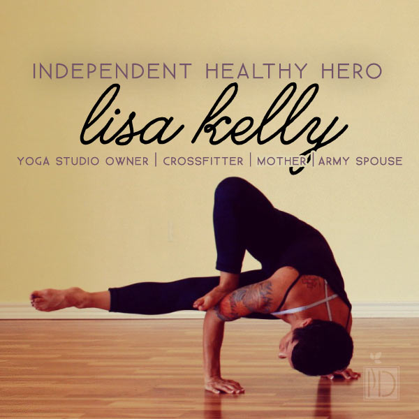 Our Healthy Hero: Lisa Kelly