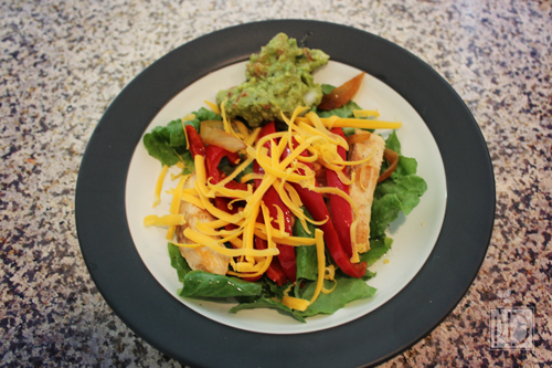 Taco Salad - Mastering the home lunch