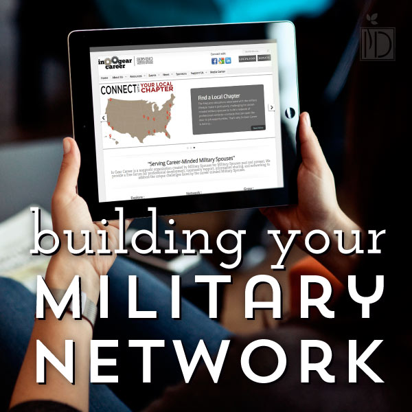Building Your Military Network