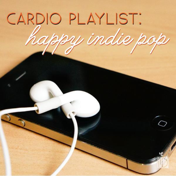 Cardio Playlist: Happy Indie Pop