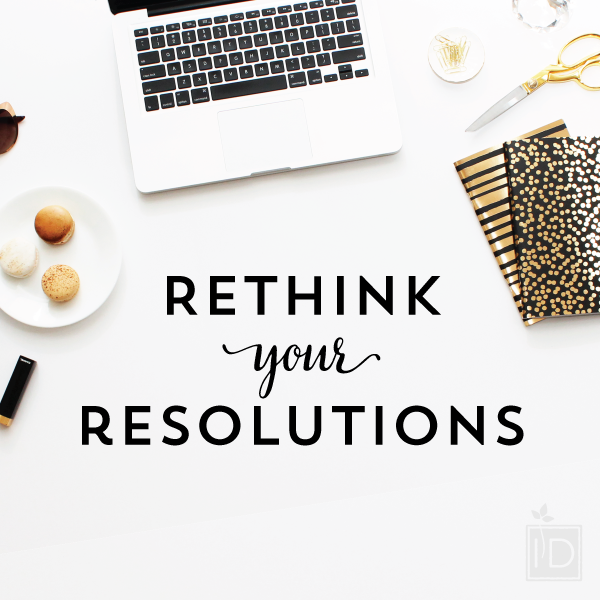 rethink resolutions pin