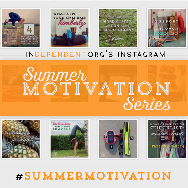 Summer Motivation Series