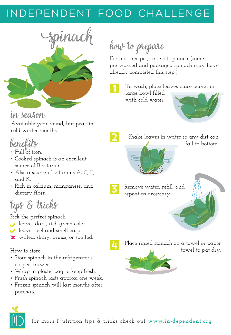 spinach how to2