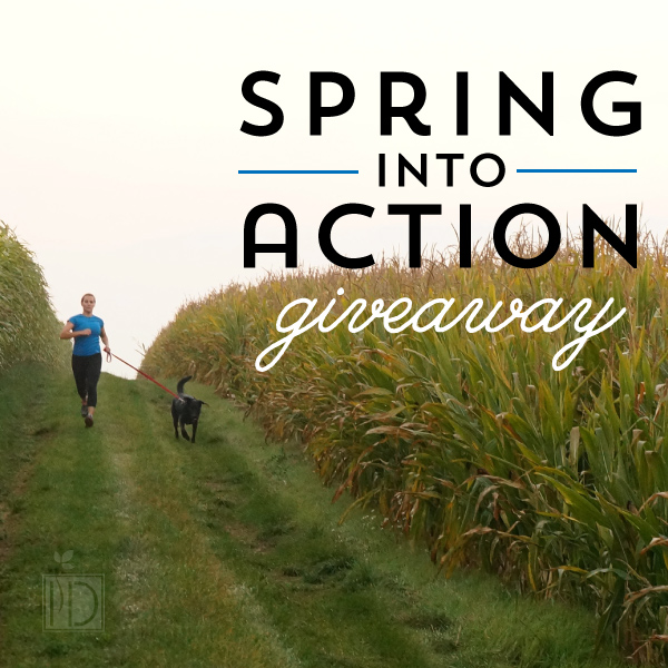 Spring Into Action Giveaway