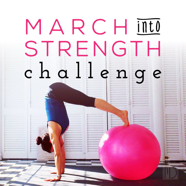 March Into Strength Challenge