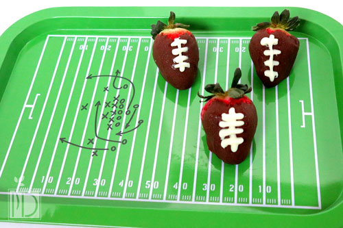 Game Day Strawberries