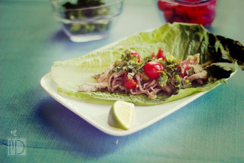 Slow Cooker Cuban Pulled Pork