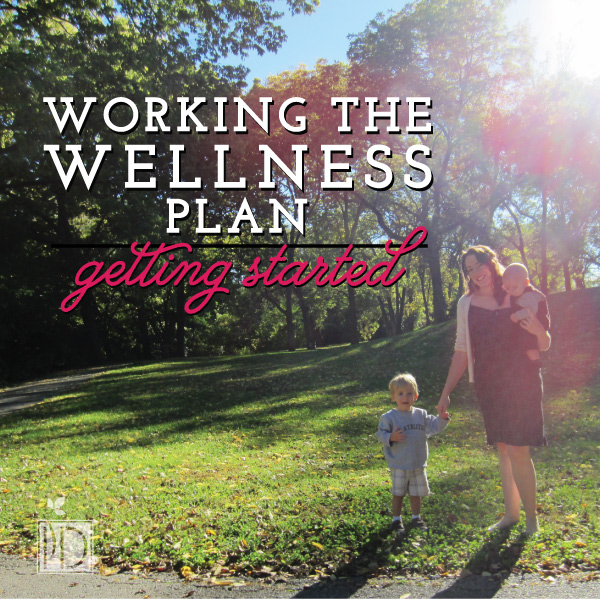 Working the wellness plan: getting started