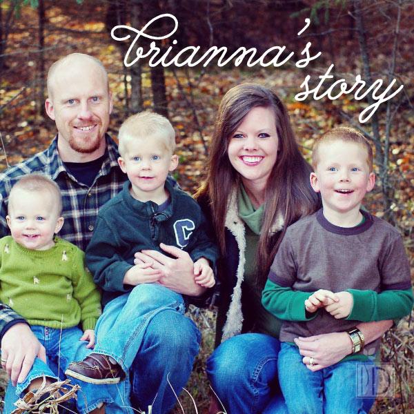 Brianna's Story