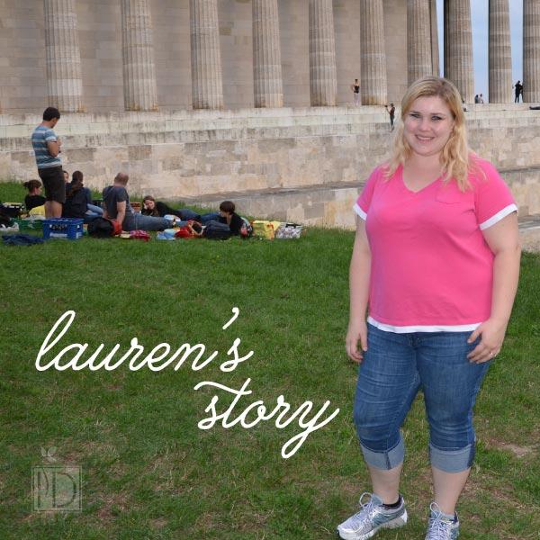 Why: Lauren's Story