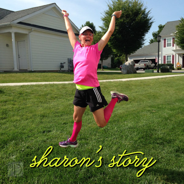 Sharon's Story: Learn how Sharon began her healthy living journey