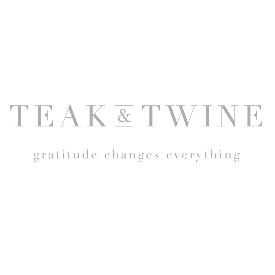 teak & twine - Meticulously sourced gift boxes for celebrations big and small.Receive 20% off (valid through Dec. 2018) using code: TEAKTWENTY