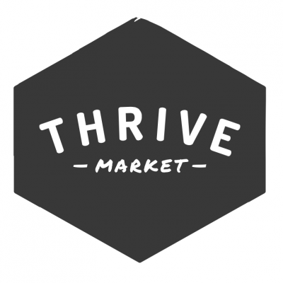 Thrive Market - Receive 1 year free membership to Thrive Market (valued at $59.95).Courtesy of Blue Star Families.