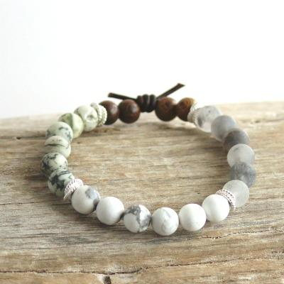 exclusive renew you bracelet - Celebrate your participation in the 2018 Military Spouse Wellness Summit with a reminder of your commitment to health and wellness! The Renew You Bracelet, by Charliemadison Originals,is a memento of the time you devoted to self-care and an everyday reminder to reset and recharge so that you can be your very best as you continue to serve others as spouses and parents.This bracelet can also be used as an essential oil diffuser – allowing you to take your favorite scents everywhere you go. Use code MSWSVIP for 20% off your entire order.