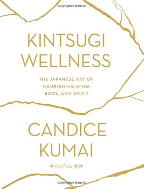 Kintsugi Wellness: The Japanese Art of Nourishing Mind, Body, and Spirit by Candice Kumai - Topics: Health, WellnessWhere we come from is who we are. And Candice Kumai's Japanese heritage has guided her journey back to health at every turn. Now, in Kintsugi Wellness, Candice shares what she's learned and guides us through her favorite Japanese traditions and practices for cultivating inner strength and living a gracious life, interwoven with dozens of recipes for healthy, Japanese-inspired cuisine. Kintsugi Wellness provides the tools we all need to reclaim the art of living well.
