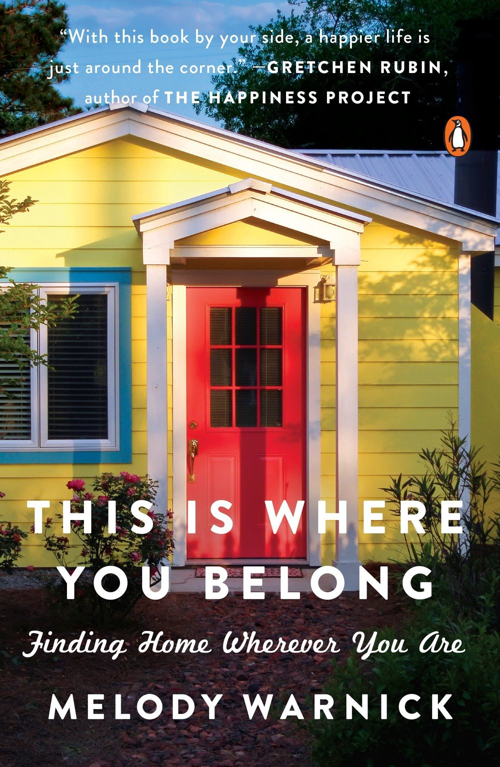 This is Where You Belong: Finding Home Wherever You Are by Melody Warnick - Topics: PCSing, HomeA journalist embarks on a project to discover what it takes to love where you live. The average restless American will move 11.7 times in a lifetime. For Melody Warnick, it was move #6, from Austin, Texas, to Blacksburg, Virginia, that threatened to unhinge her. In the lonely aftermath of unpacking, she wondered: Aren't we supposed to put down roots at some point? How does the place we live become the place we want to stay? This time, she had an epiphany. Rather than hold her breath and hope this new town would be her family's perfect fit, she would figure out how to fall in love with it—no matter what.