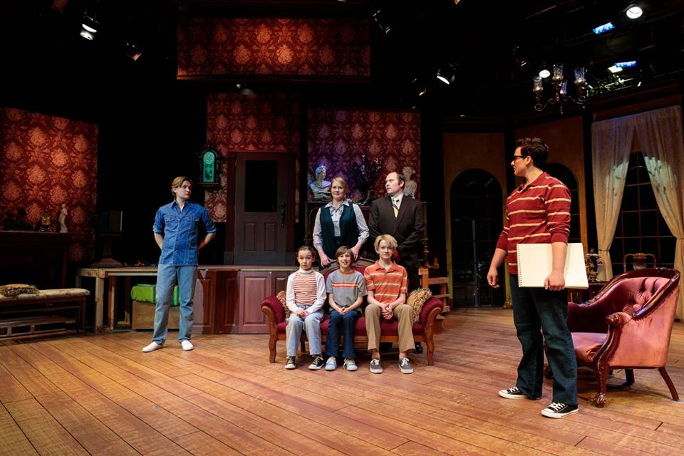 Fun Home - by Lisa Kron & Jeanine Tesori, based on the graphic novel by Alison Bechdel