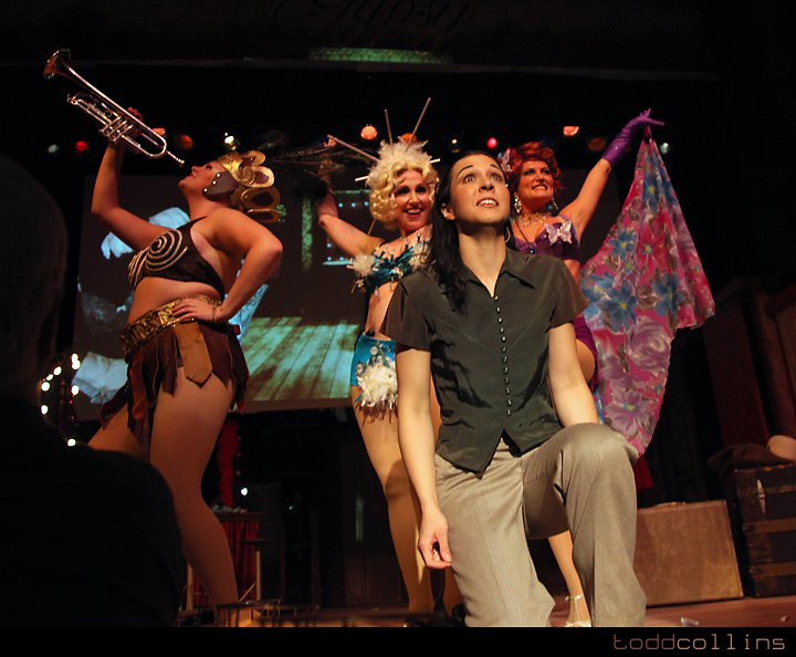 Gypsy - by Jule Styne, Arthur Laurents, & Stephen Sondheim