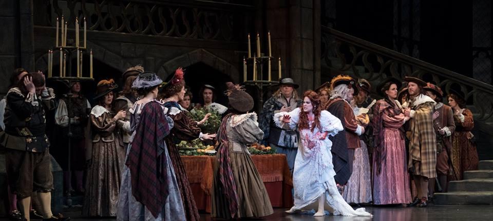 Lucia di Lammermoor - by Gaetano Donizetti & Salvadore Cammarano