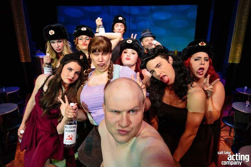 Saturday's Voyeur: The Shit Show - by Allen Nevins & Nancy Borgenicht