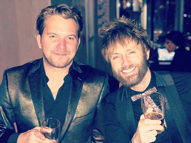 Closing out the year with mi amigo @thepaulmcdonald in Nashville. Stay safe out there folks!