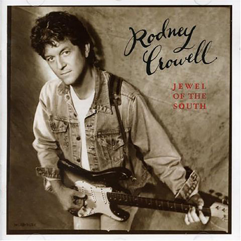 Rodney Crowell Let The Picture Paint Itself Cd