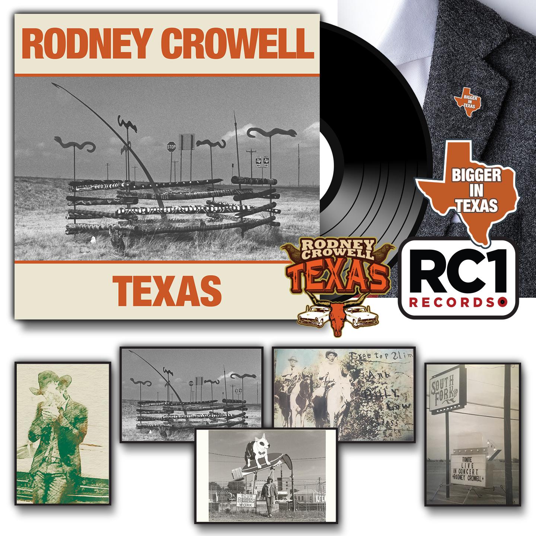 News — Rodney Crowell