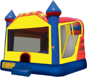 waukesha combo slide inflatable rental