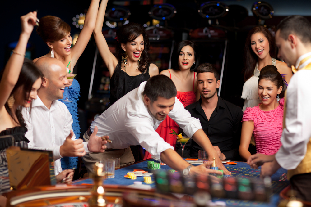 milwaukee casino party game rental