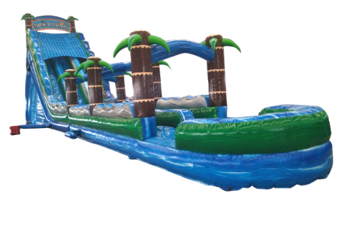 milwaukee water slide rental