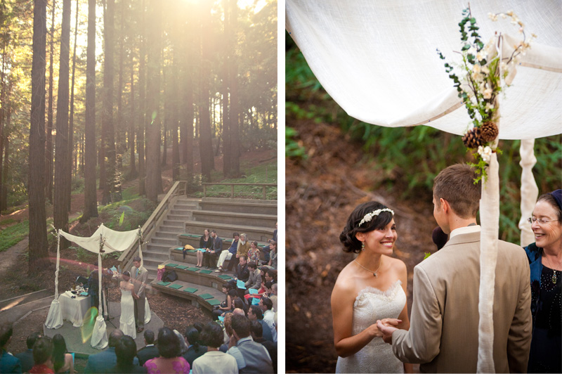 UC Berkeley Botanical Garden Wedding