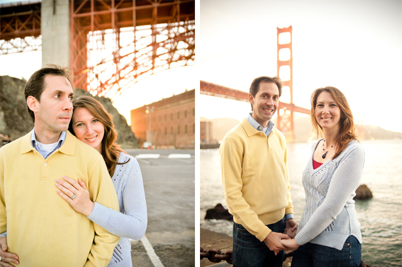 Brad and Lynlee's Engagement Session, San Francisco, CA - Bay Area Wedding Photographer