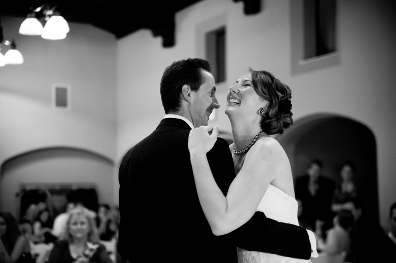 First dance in Piedmont, CA
