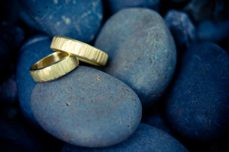 Handmade Wedding Rings at Axis Cafe