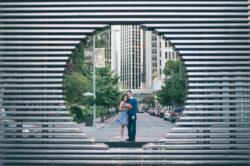 Urban engagement session in San Francisco
