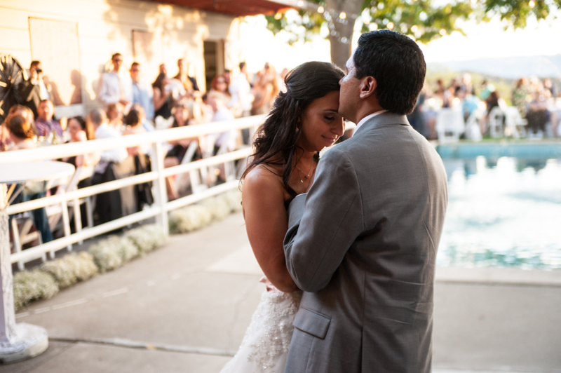 First dance at Diablo Ranch