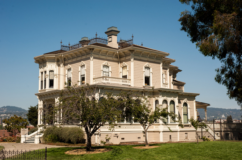 Camron-Stanford house in Oakland
