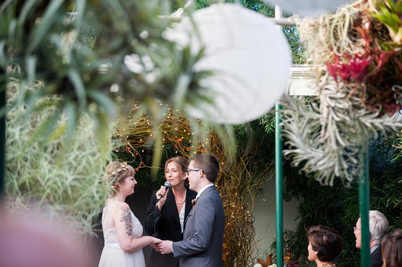 Wedding at Shelldance Orchid Gardens