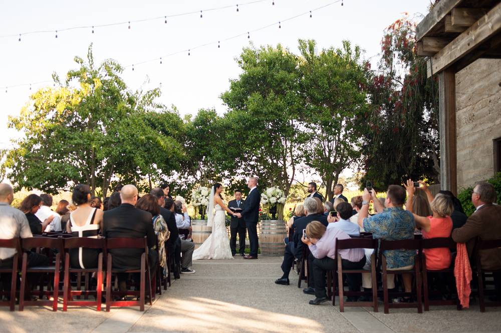 Wedding at Murrieta's Well in Livermore
