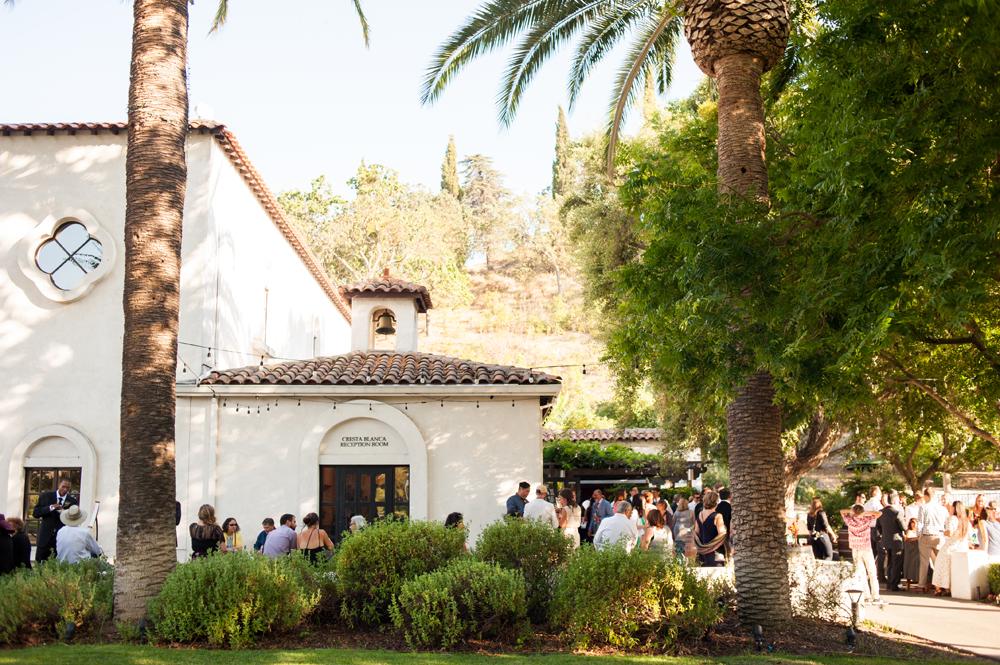 Wedding at Wente Vineyards