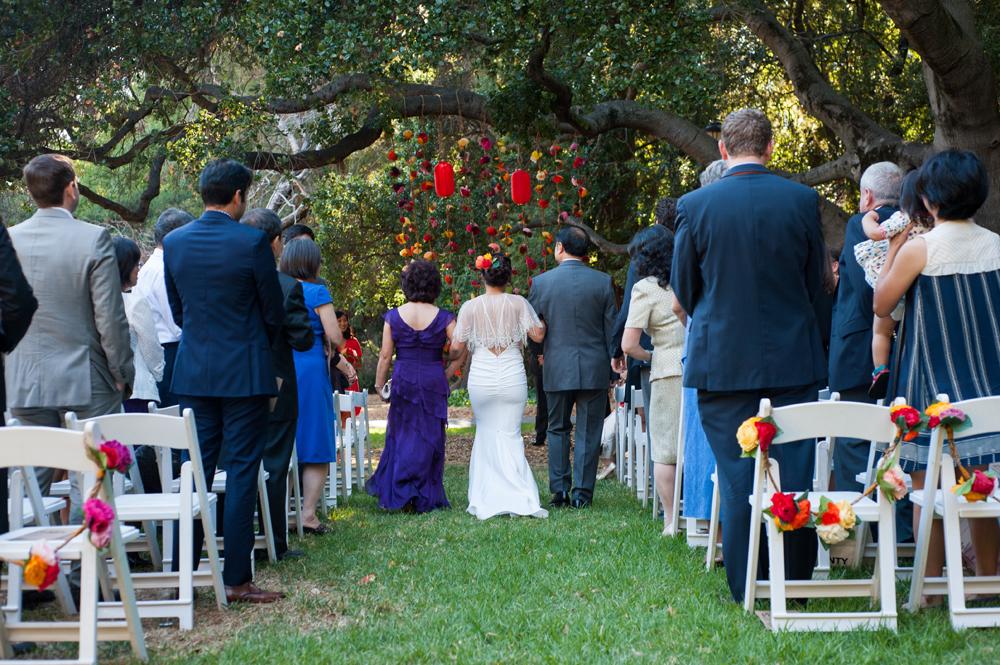 Wedding at the UC Berkeley Faculty Club