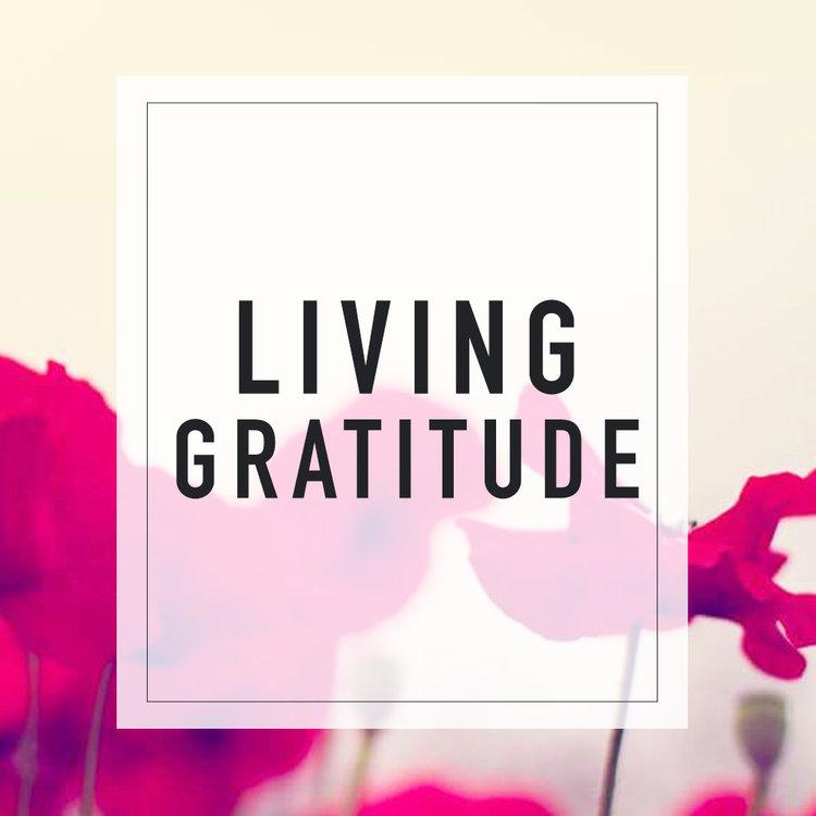 LIVING GRATITUDE – Women\'s Empowerment Event — KAYLA HUSZAR Creative ...