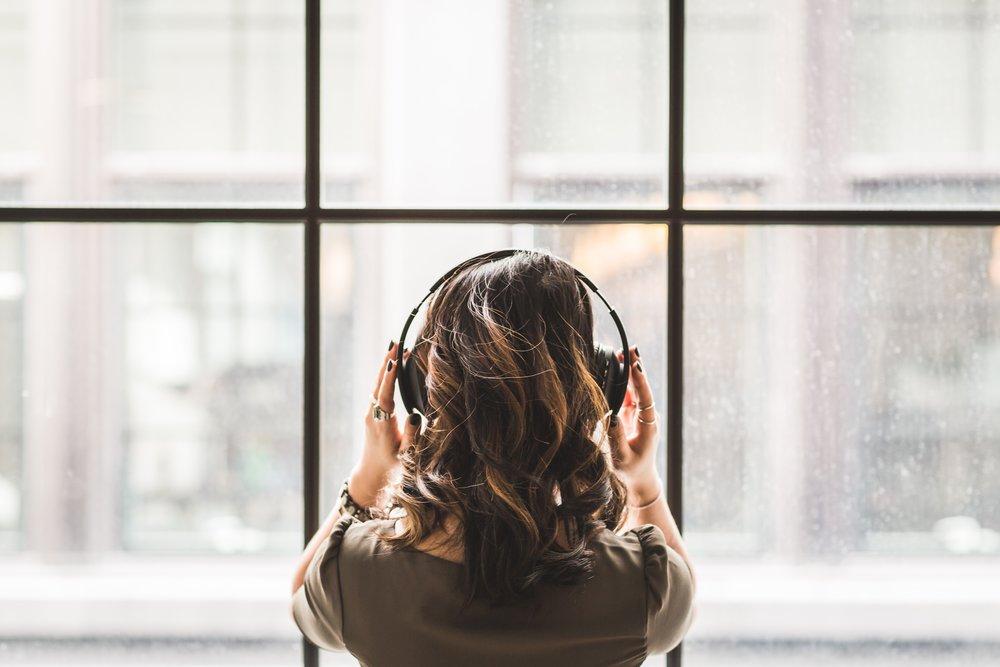 music listening anxiety