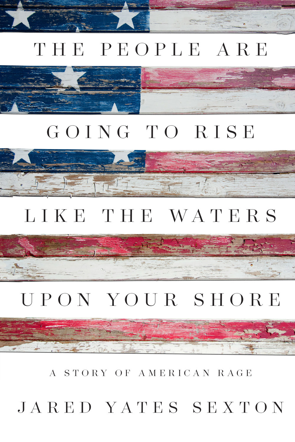 The People Are Going To Rise Like The Waters Upon Your Shore: A Story of American Rage - The People Are Going To Rise Like The Waters Upon Your Shore is a firsthand account of the events that shaped the 2016 Presidential Election and the cultural forces that powered Donald Trump past Hillary Clinton and into the White House. Featuring in-the-field reports as well as deep analysis, Sexton's book is not just the story of the most unexpected and divisive election in modern political history. It is a sobering chronicle of the sicknesses that plague our democracy―a divided nation drowning in racism, misogyny, violence, fake news, and deep-rooted political polarization as a result of our self-constructed, technologically-assisted echo chambers. Like the works of Hunter S. Thompson and Norman Mailer―books that have paved the way for important narratives that shape how we perceive not only the politics of our time but also our way of life―The People Are Going to Rise Like The Waters Upon Your Shore is an instant classic, an authoritative depiction of a country struggling to make sense of itself...An instant classic.