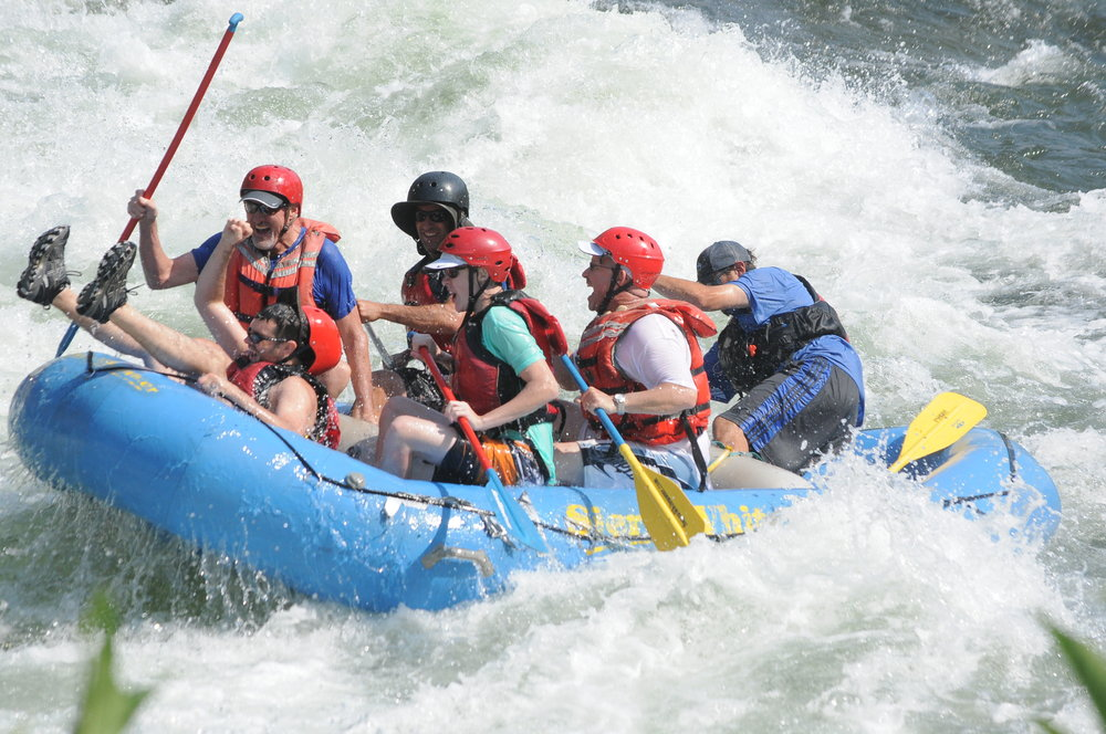 Rafting has for years been a favorite activity of outdoor families, close friends, business team building, and thrill seekers.